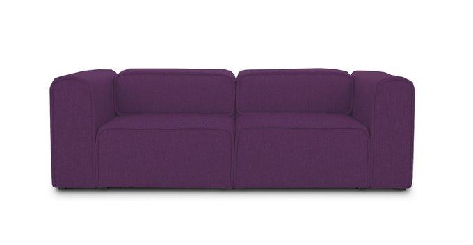Модульный диван Метрополис L violet