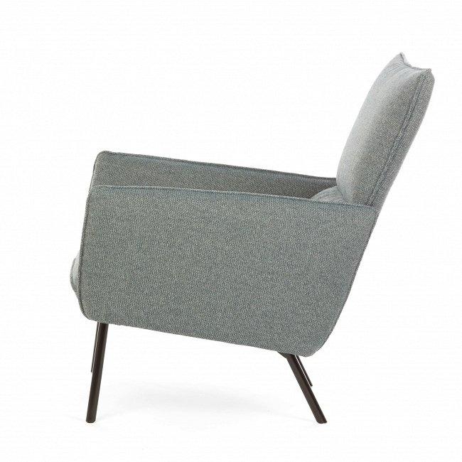 Кресло Harry FC серо-синего цвета