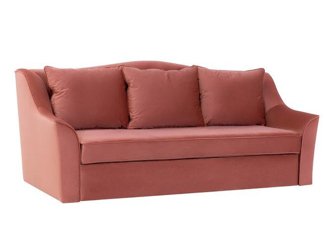 Диван-кровать Vermont розового цвета