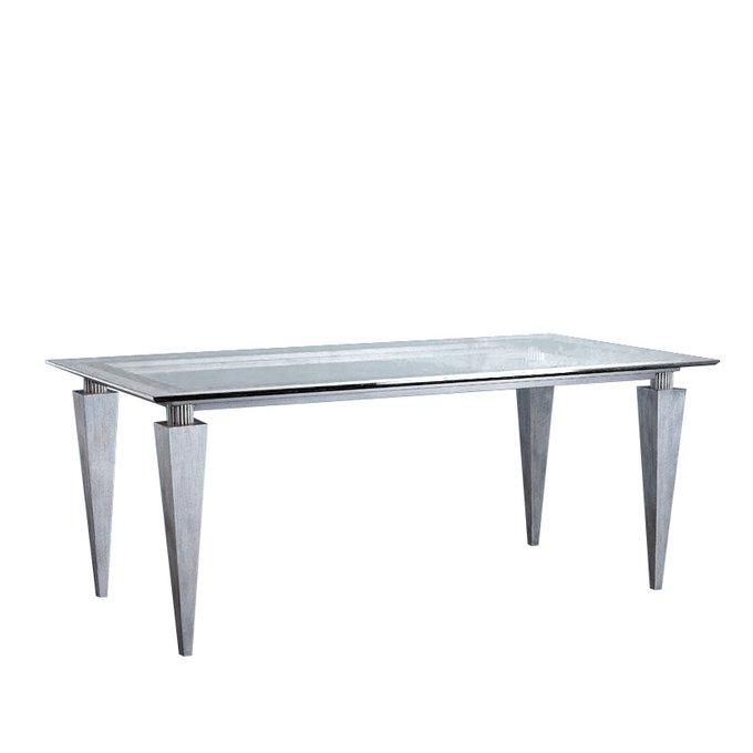 Обеденный Стол BANCI LA METAMORFOSI на металлических ножках