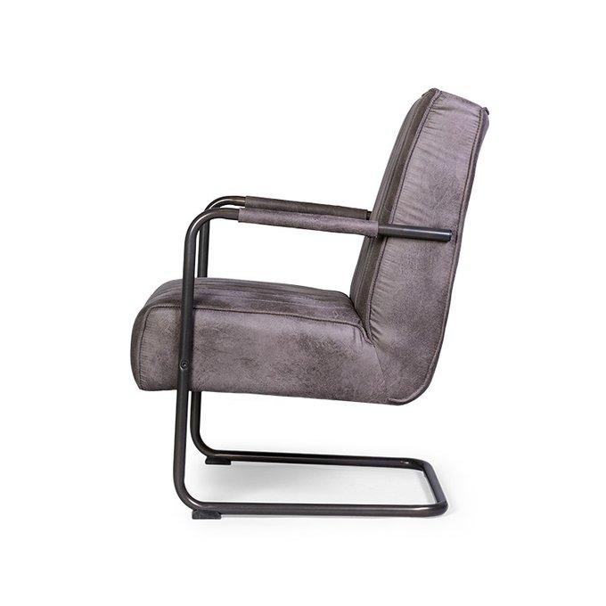 Кресло Foliot серого цвета