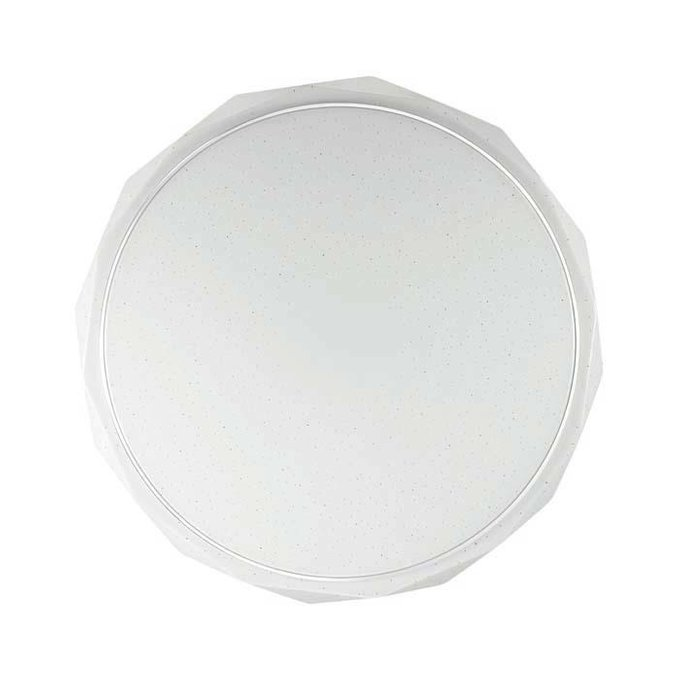 Настенно-потолочный светодиодный светильник Flim белого цвета