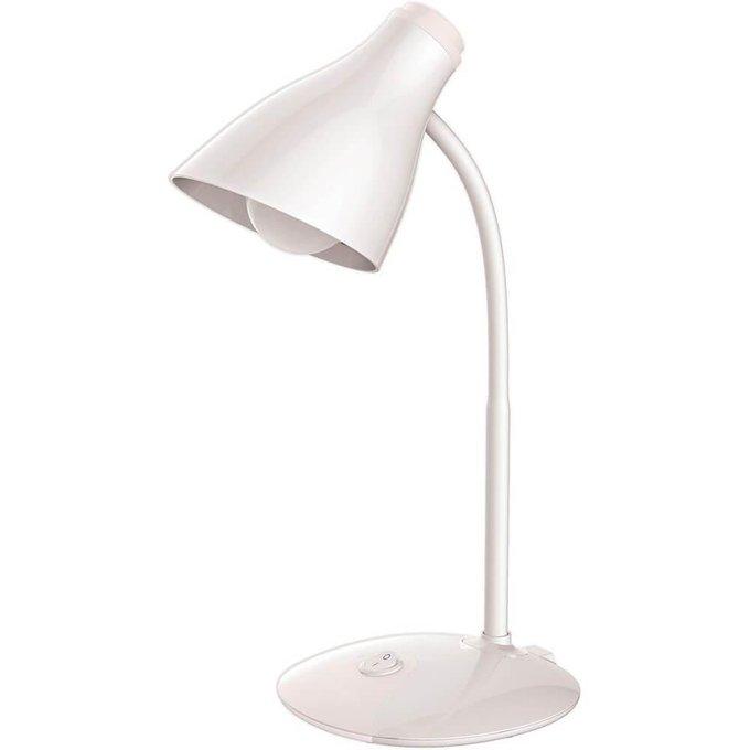 Настольный лампа из пластика