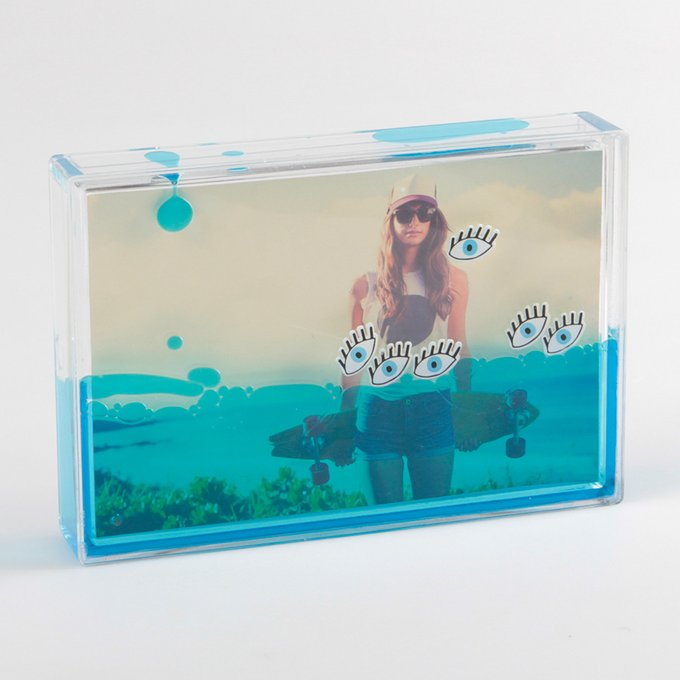 Рамка для фото Doiy aqua eye