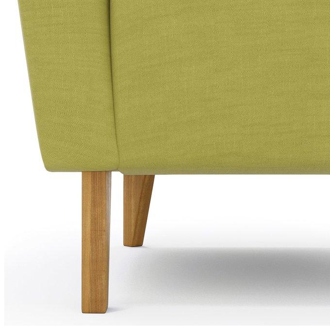 Кресло Miami lux зеленого цвета