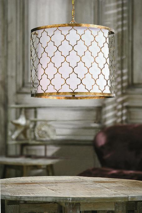 Светильник Mosaic Pattern Gold