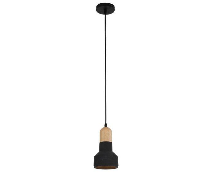 Подвесной светильник Спарк черного цвета