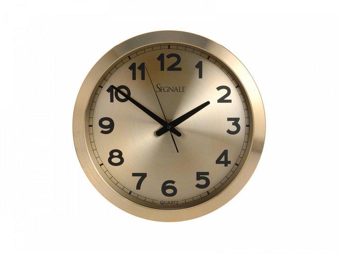 Часы Fresco золотого цвета