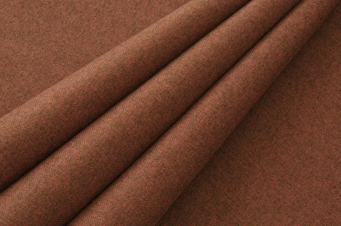 Диван-кровать Sky темно-коричневого цвета