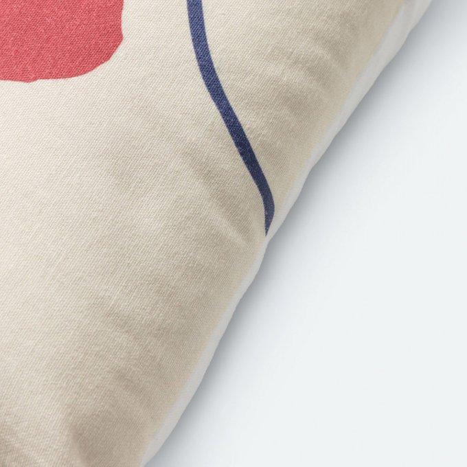 Чехол для подушки Nahieli c абстрактным принтом