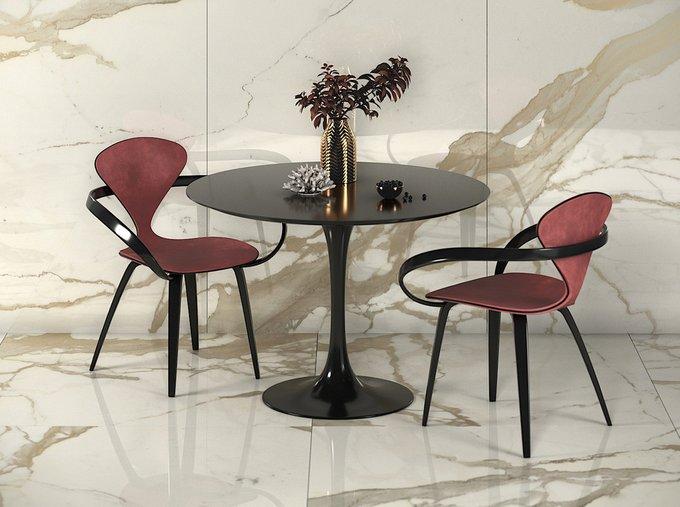 Обеденный стул Apriori N коричневого цвета