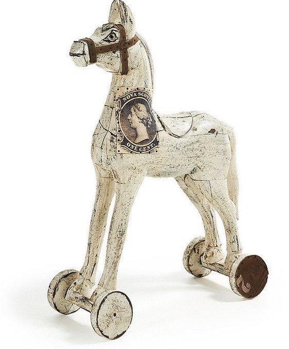 Лошадка Julia Grup Kenzia из дерева