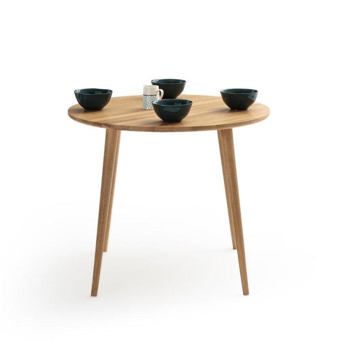 Обеденный стол Crueso из ясеня