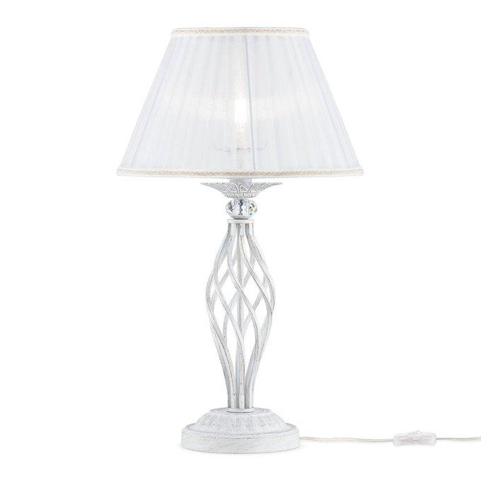 Настольная лампа Grace белого цвета