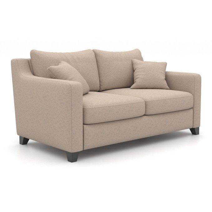 Двухместный диван Mendini MT (164 см) бежевого цвета