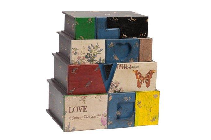 Декоратиная коробка Mabelle