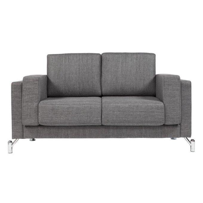 Двухместный диван Andrew Sofa Серый