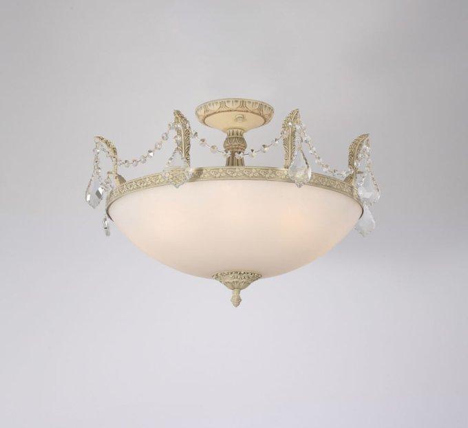 Потолочный светильник Lucia Tucci Barletta  Cream White