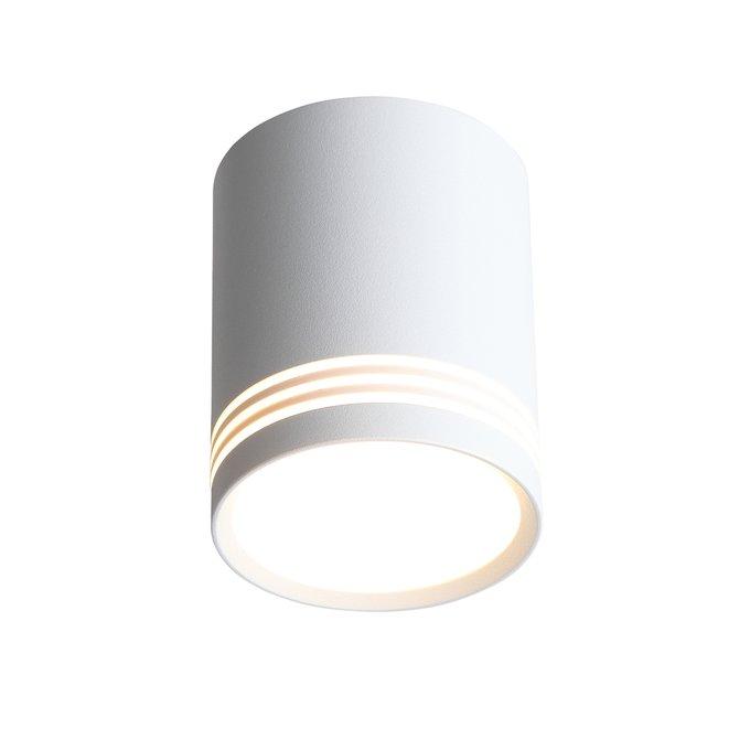 Светильник потолочный Cerione белого цвета
