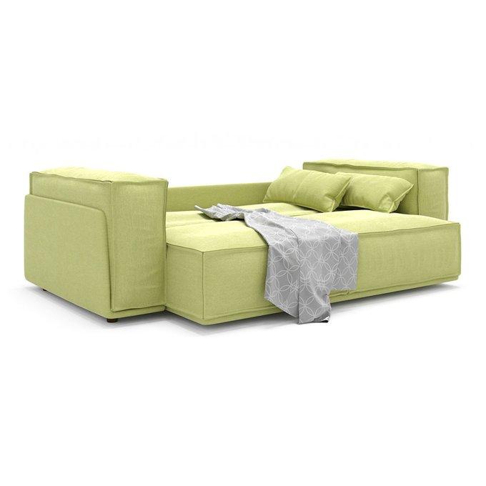 Диван-кровать Vento Classic long двухместный зеленого цвета