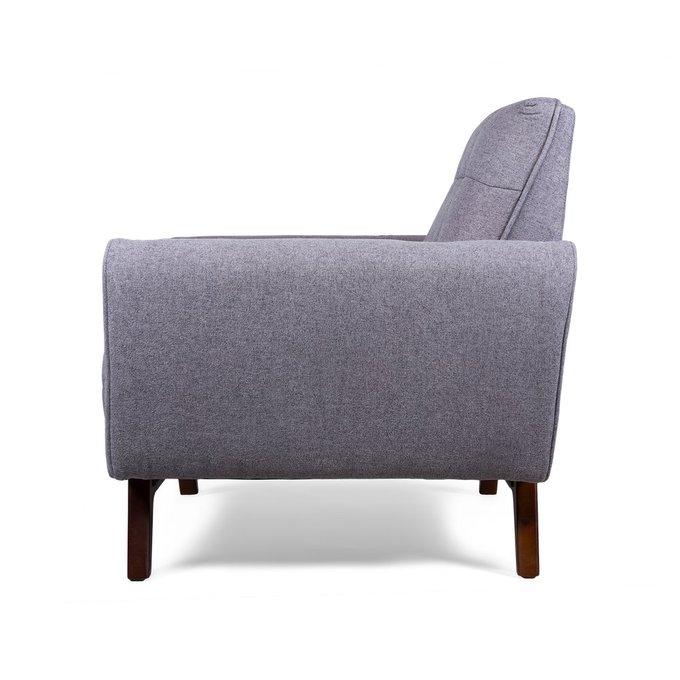 Кресло Midcenture Modern серого цвета