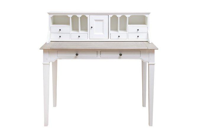 Письменный стол белый