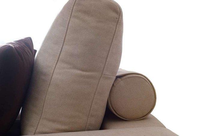 Двухместный диван-кровать Cosmopolit серого цвета