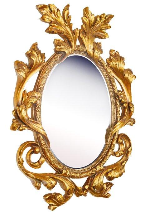 Настенное зеркало в раме Glory Gold
