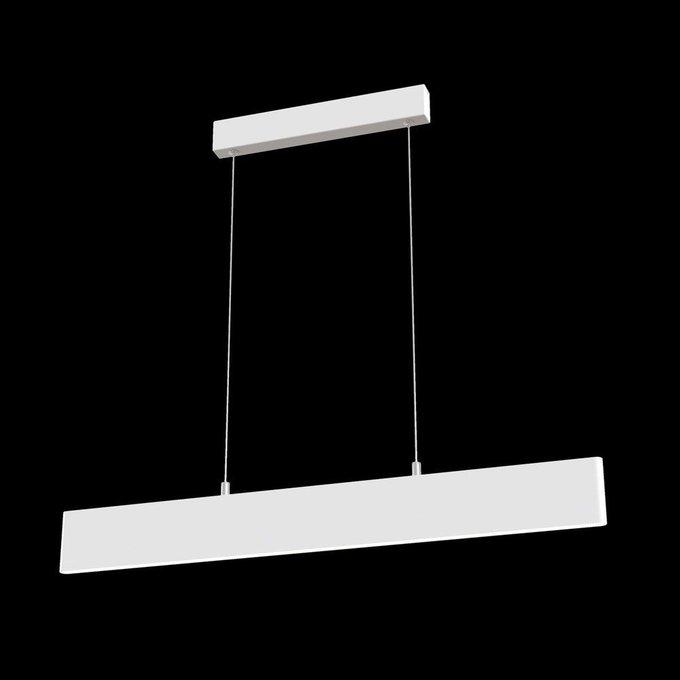 Подвесной светильник Step  белого цвета
