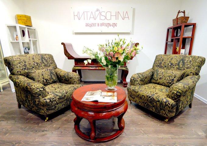Журнальный столик Юань Чжо - традиционный из дерева