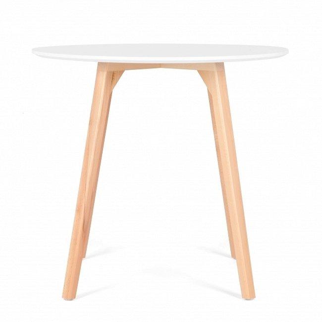 Обеденный стол Bimba с круглой столешницей