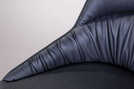 Стул Barkley черного цвета