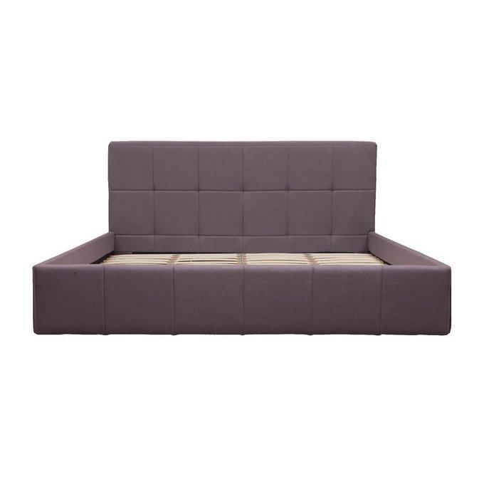Кровать Castell Фиолетовый Кашемир 180х200