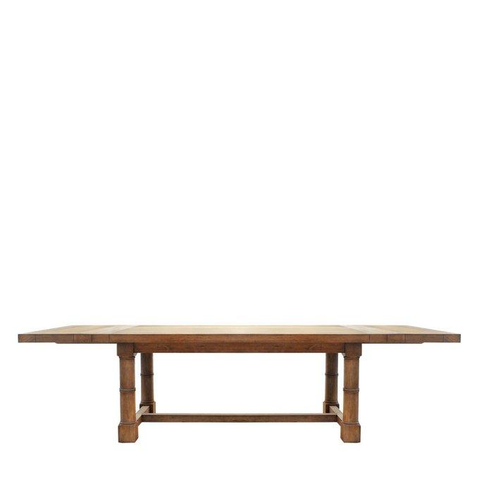 Обеденный стол Taunton Reclaimed Wood из массива дерева