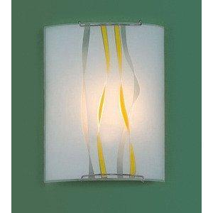 Накладной светильник Желтые ленты
