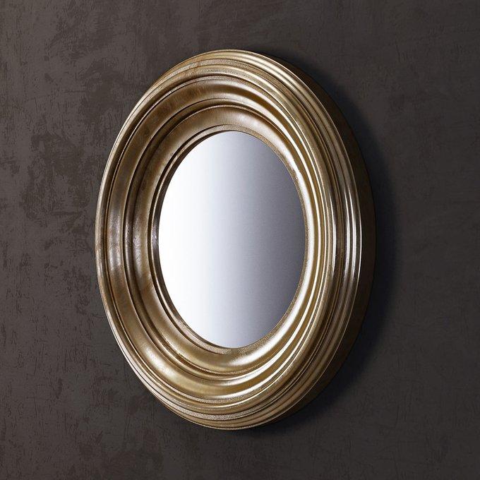 Зеркало Coventry в раме золотого цвета