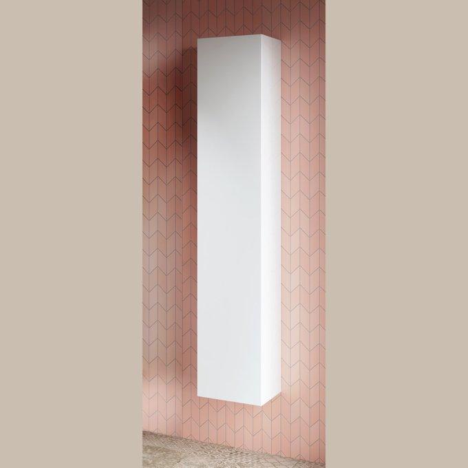 Шкаф-пенал Univers 30 белого цвета