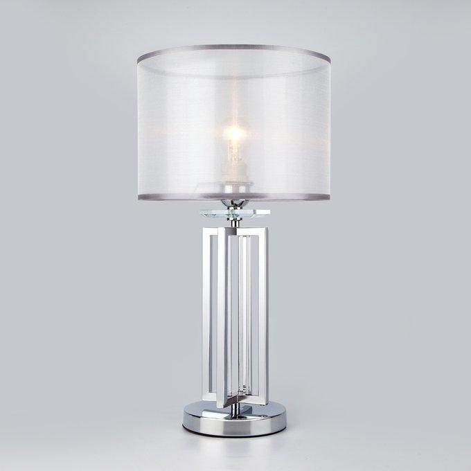 Настольная лампа Fargo с белым абажуром