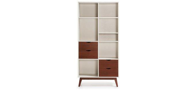 Книжный шкаф Julia Grup Nut
