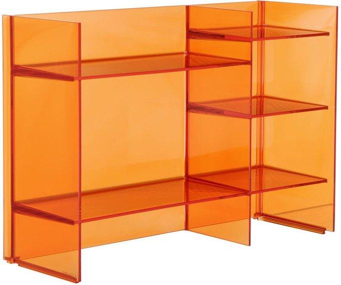 Комод Sound-Rack оранжевого цвета