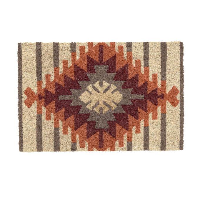 Придверный коврик из кокосовой койры 40х60