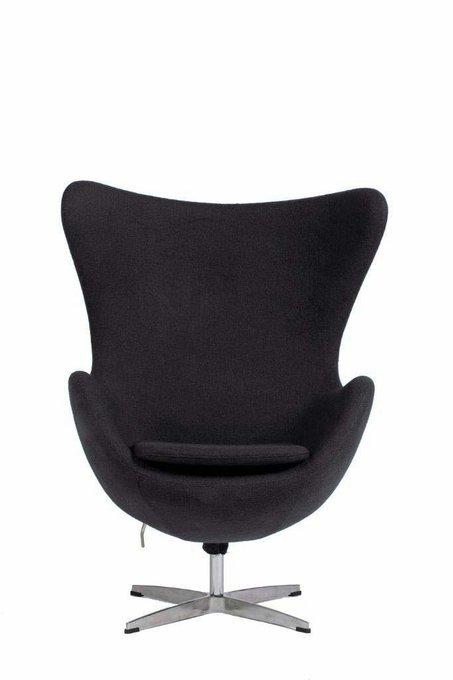 Кресло Egg Chair Ash-Grey