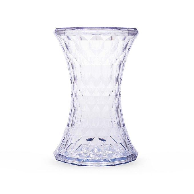 Tабурет Rock Crystal из прозрачного пластика