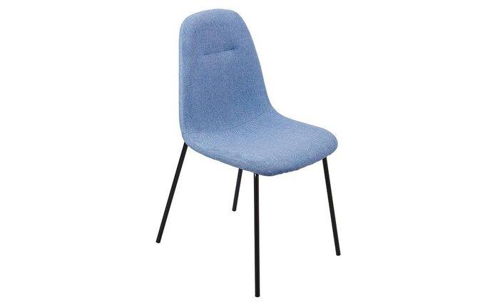 Обеденный стул Terri синего цвета