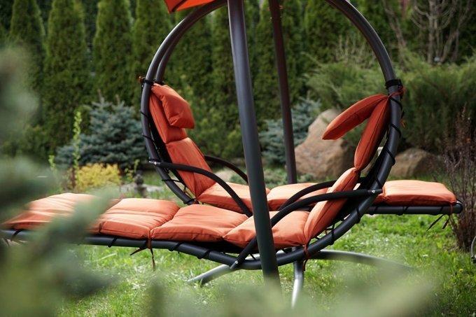 Двойное подвесное кресло качели LUNA-CONCEPT