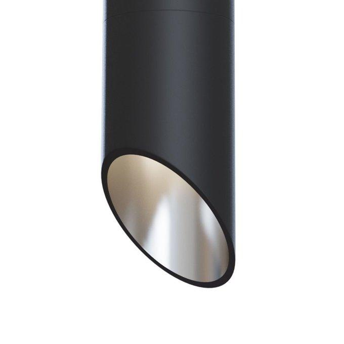 Потолочный светильник Lipari черного цвета
