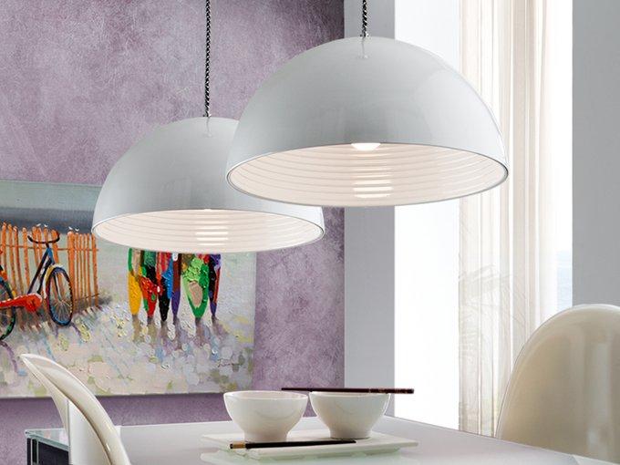 Подвесной светильник Schuller Tempo с плафоном из алюминия