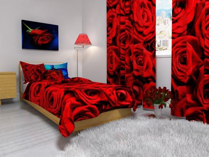 Дизайнерские фотошторы: Великолепные розы