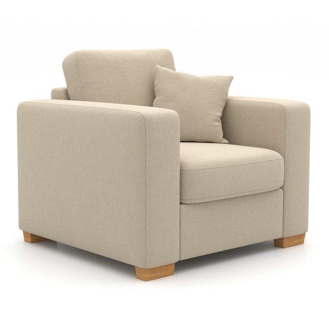 Кресло-кровать Morti MT бежевого цвета