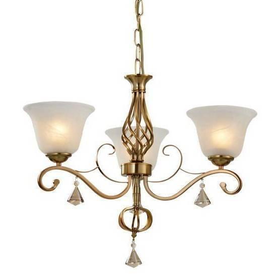 Подвесная люстра Arte Lamp Cono в классическом стил